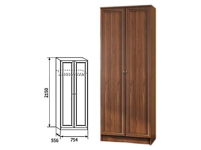 Мод.4, Шкаф для одежды (2-х дв.)