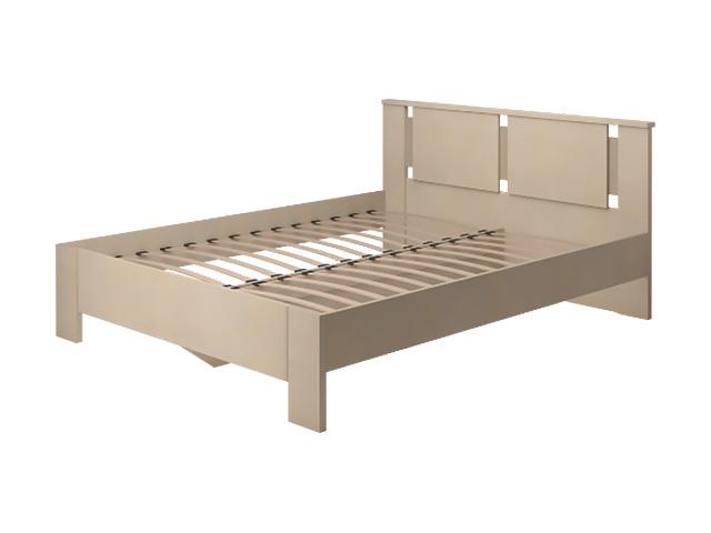 . мод.2 Кровать двойная на 1600 мм (латы).