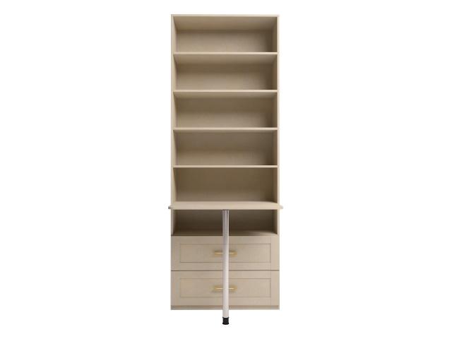 мод.47 Шкаф комбинированный