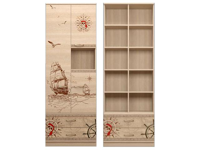 14 Шкаф комбинированный