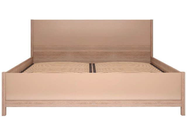 мод.5 Кровать двойная 1600 мм б/орт