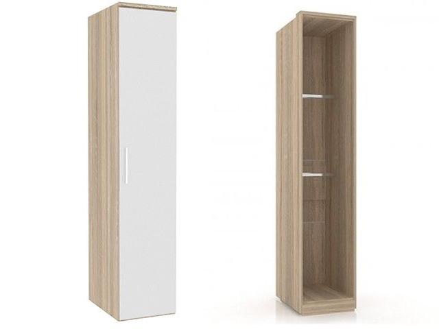 ЛД 631130.000 шкаф одностворчатый (зеркало)