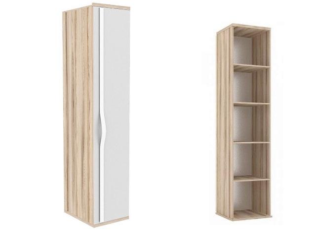 ЛД.636010.000 Шкаф одностворчатый (зеркало)