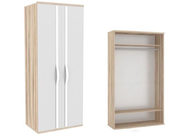 ЛД.636020.000 Шкаф двухстворчатый (2 зеркала)