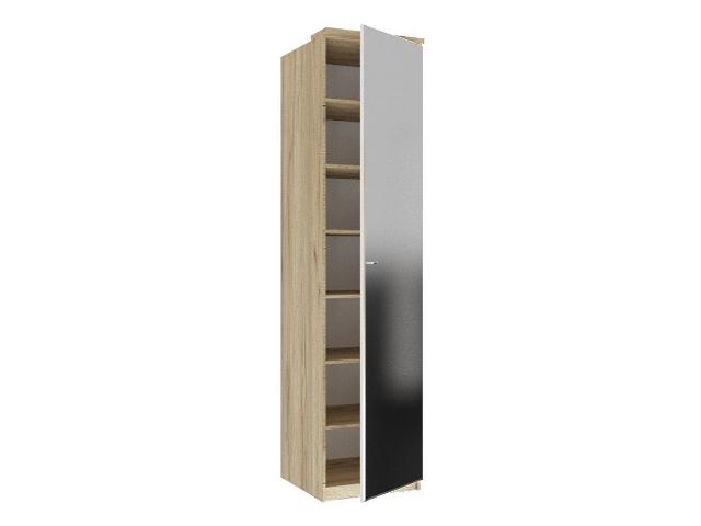 ЛД.659220.000 Шкаф одностворчатый (зеркало)