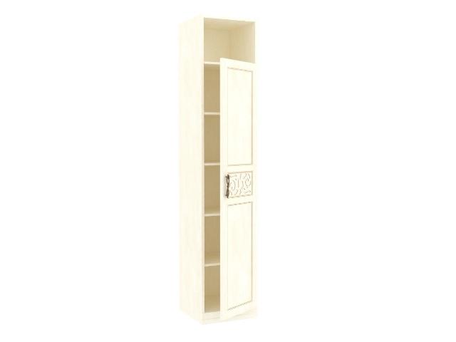 ЛД 618040.000 шкаф одностворчатый Молочный