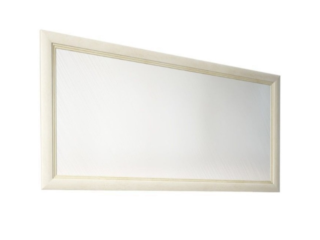 ЛД 618130.000 Зеркало настенное Молочный