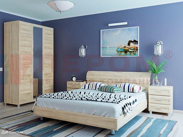 Спальня МК-805 сонома
