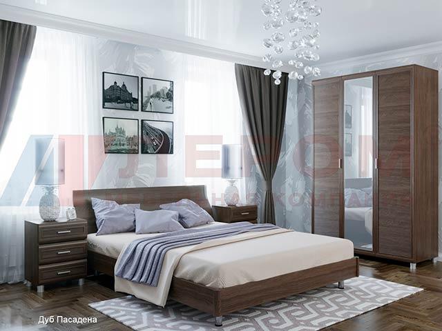 Спальня МК-806 пасадена