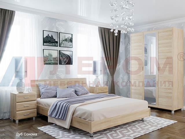 Спальня МК-806 сонома