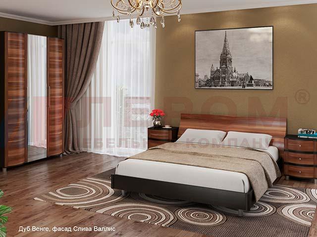 Спальня ДК-101 (ВЕ-СЛ)