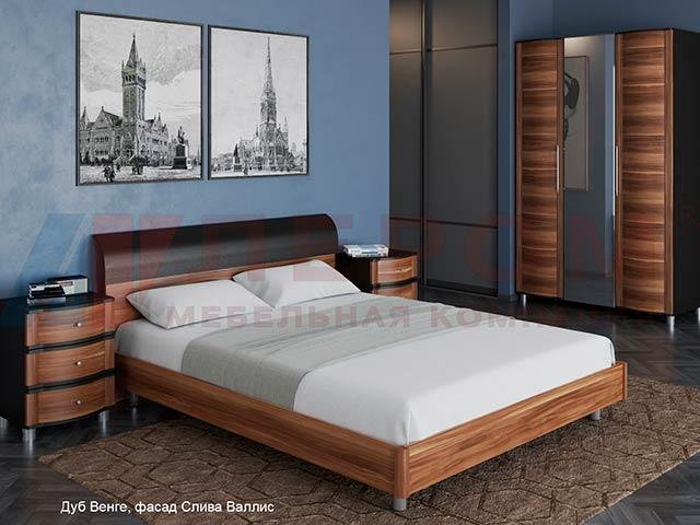Спальня ДК-102 (ВЕ-СЛ)