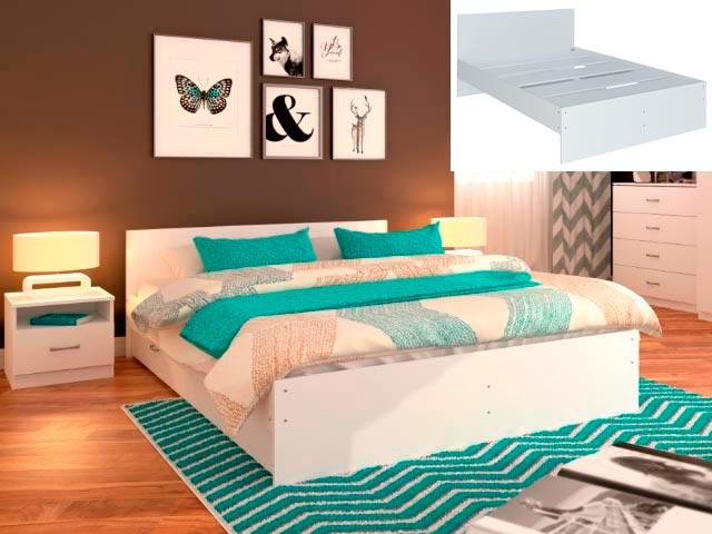 . Кровать 1600.