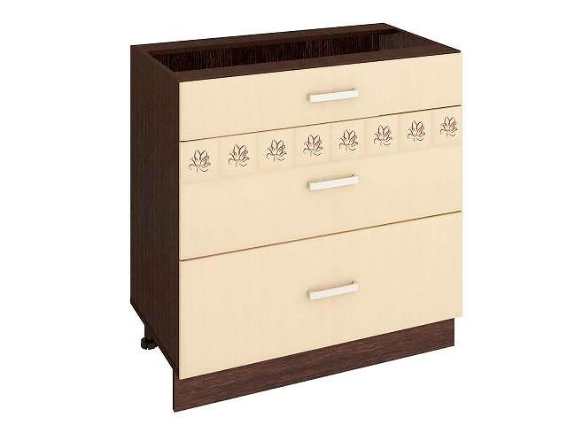 Стол с 3 ящиками (б/с) 10.67.2
