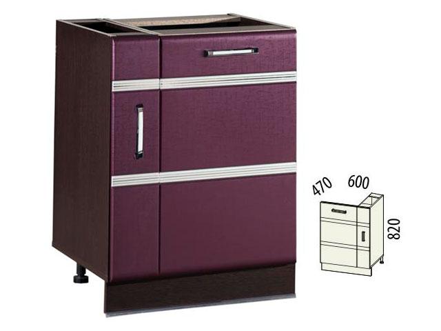 Панель для посудомоечной машины с бутылочницей 08.68.1 (б/с)
