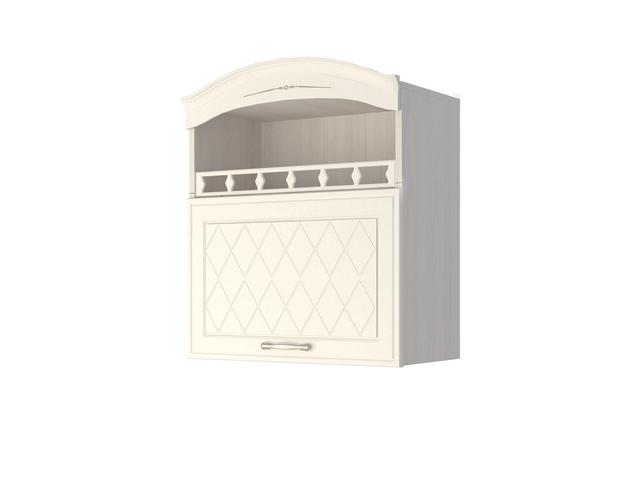 Шкаф над вытяжкой с нишей 19.13