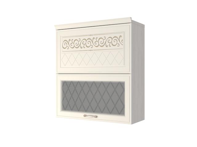 Шкаф-витрина (с системой плавного закрывания) 19.81