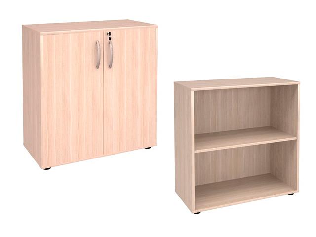Шкаф 2 секции + двери с замком