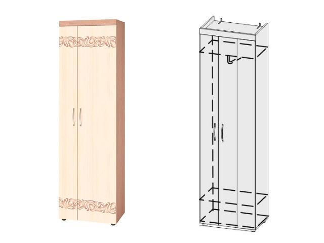 Шкаф для одежды 39.01