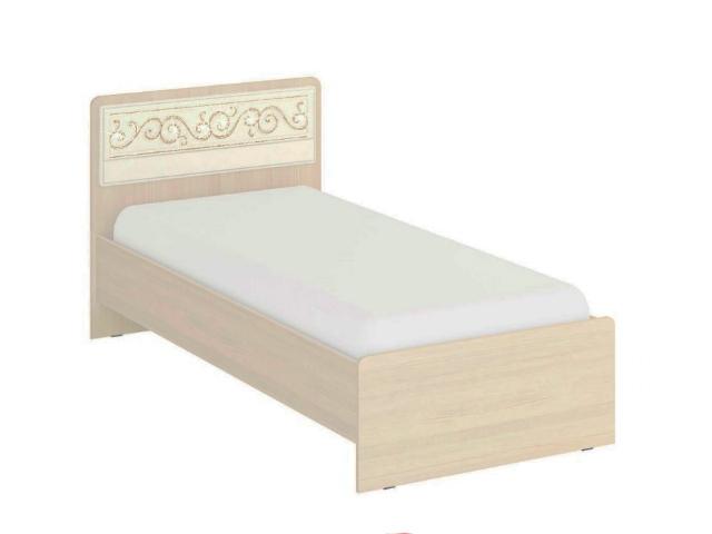 Кровать 900 с орт. 93.04