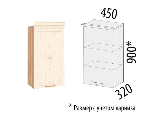 Шкаф (правый,левый) 73.22