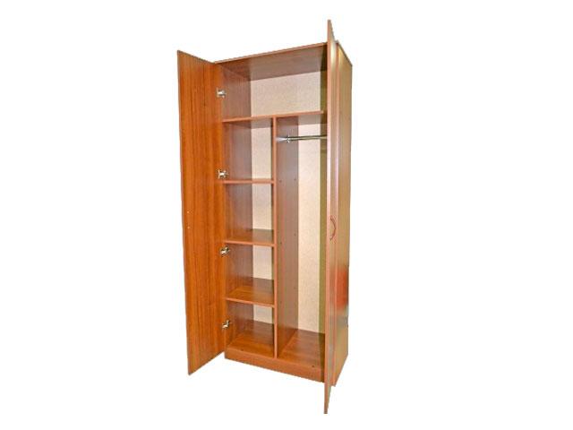 Шкаф 2-х дверн. шк-18. шкафы-купе, шкафы. продукция глазовск.