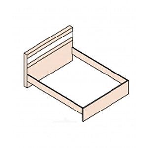 Н19 Кровать (1600х2000) Без ортопеда
