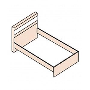 Н19а Кровать (900х2000) Без ортопеда