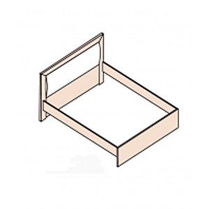 Н20 Кровать (1600х2000) Без ортопеда