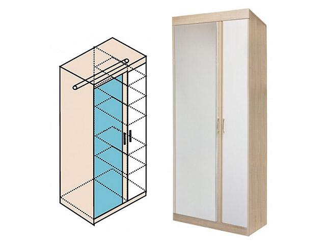 Н11 Шкаф для одежды