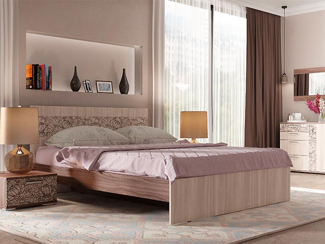 КР-4 Кровать