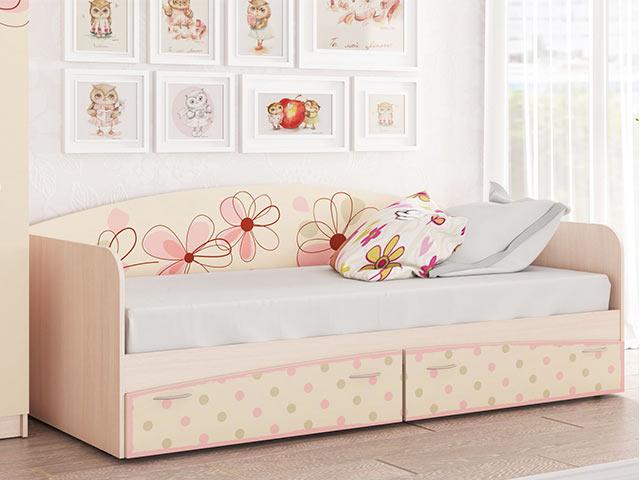 КР-1 Кровать с ящиками