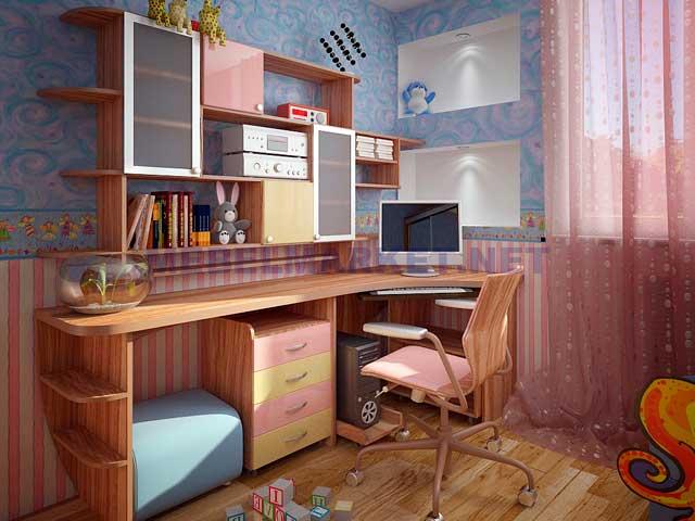 Компьютерные столы на заказ. мебель по индивидуальным проект.