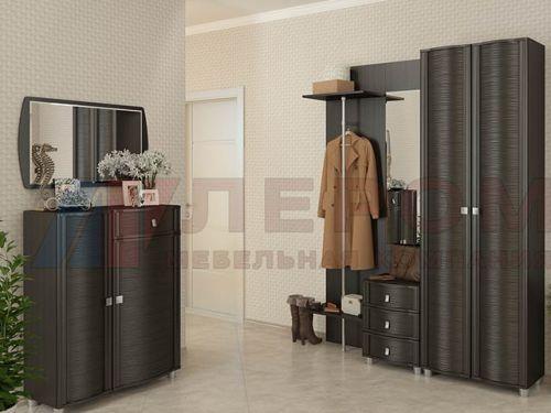 Роберта - новая модульная серия мебели от фабрики Лером (Пенза)