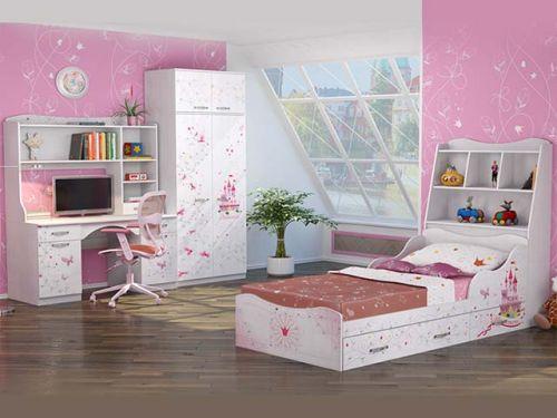 Квест и Принцесса - новые детские от мебельной фабрики Ижмебель