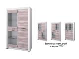 Шкаф-витрина 2V2D