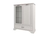 Шкаф с витриной 1V1D1SL