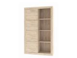 Шкаф комбинированный 1D
