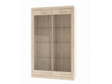 Шкаф-витрина 2V