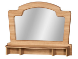 №857 Надставка комода (с зеркалом)
