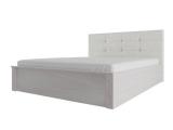 Кровать двойная (универсальная)  с мягким изголовьем 1800