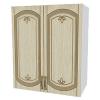 02_10 шкаф навесной L600 H720 (2 дв. глух.)