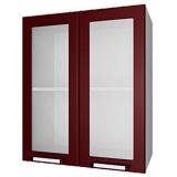 03_11 шкаф навесной L600 H720 (2 дв. рамка)