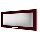 03_05 шкаф навесной L800 H360 (1 дв. рамка)