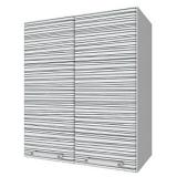 04_10 шкаф навесной L600 H720 (2 дв. глух.)