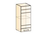Шкаф навесной L300 Н720 (1дв.гл.)