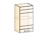 Шкаф навесной L400 Н720 (1дв.гл.)