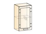 Шкаф навесной L400 Н720 (1дв.рам.)
