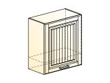 Прованс Шкаф навесной под вытяжку L600 H650 (1 дв. гл.)