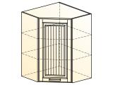 Прованс Шкаф навесной угловой L600 H804 (1 дв. гл.)
